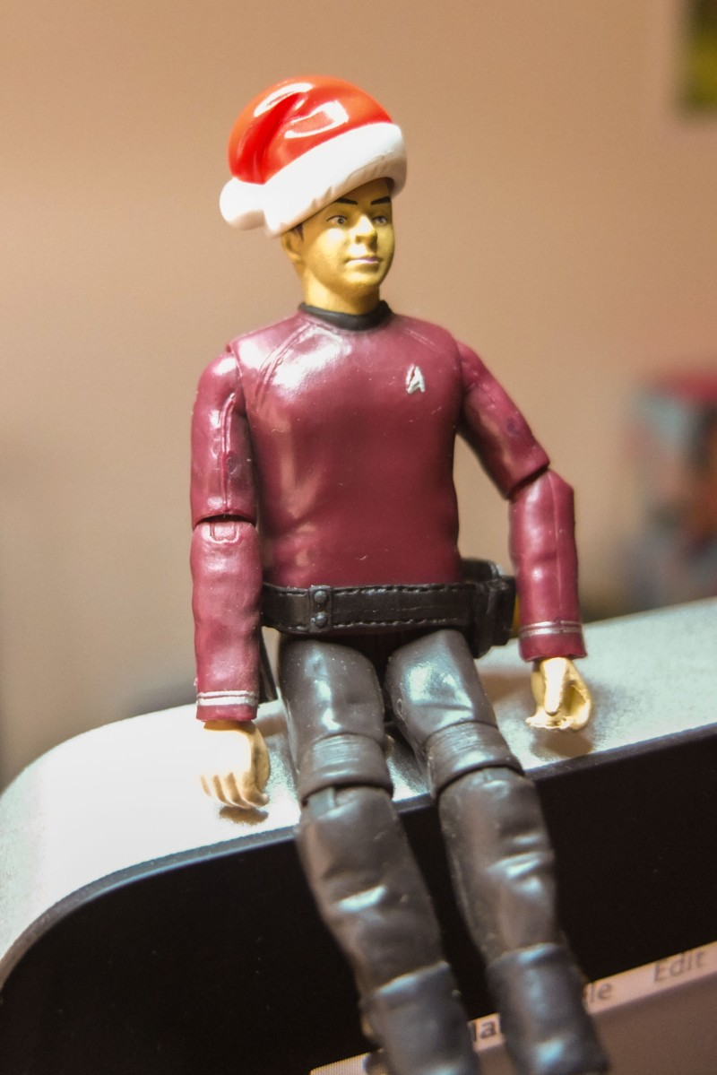 Scotty action figure